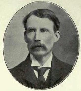 Samuel Jacob Jackson - Image: Samuel Jacob Jackson