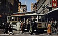 San Francisco cable car on a trunaround, in 1963.jpg