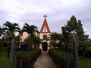 Guatuso (canton) - Image: San Rafael Guatuso Church