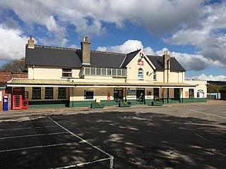 Sandown railway station