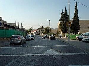 Sanhedria Murhevet - Image: Sanhedria murchevet 3