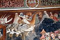 Sano di giorgio (scuola pistoiese, attr.), adorazione dei magi, 1390 ca. 03 cammelli.jpg