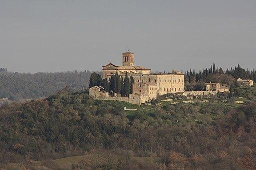 Monastero di Sant'Anna in Camprena