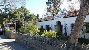 Santa Barbara Museum of Natural History - Image: Santa Barbara Museum of Natural History exterior