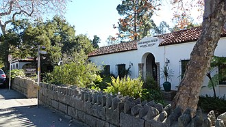 Santa Barbara Museum of Natural History - Image: Santa Barbara Museum of Natural History exterior