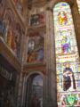 Santa maria novella, cappella tornabuoni, domenico ghirlandaio9.JPG
