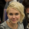 Sara Granér, Bokmässan 2013 (crop).jpg