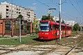 Sarajevo Tram-509 Line-3 2011-10-04 (3).jpg