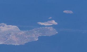 Chinijo Archipelago - Lanzarote, La Graciosa, Montaña Clara and Alegranza from above
