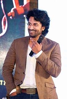 Satyadev Kancharana Indian actor