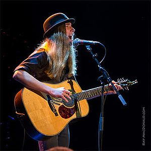Sawyer Fredericks - Image: Sawyer Fredericks at Bowery Music Hall, NYC