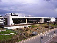 Il centro di produzione Rai