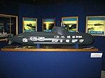 Scale 1-25 Model of Type 212 Submarine Salvatore Todaro (S 526) - Mostra istituzionale della Marina Militare (Sept. 2008) - Villa Genoese Zerbi (Reggio Calabria) - Italy - (1).jpg