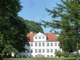 Jægersborg Allé - No. 166: Schæffergården