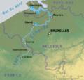 Schelde Relief (fr).png