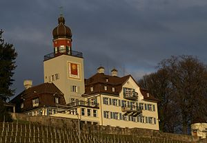 Au, St. Gallen - Heerbrugg castle