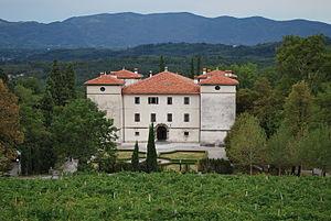 Kromberk - Kromberk Castle