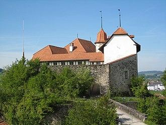 Laupen - Laupen Castle.