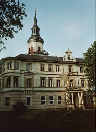House of Stolberg - Rossla Castle