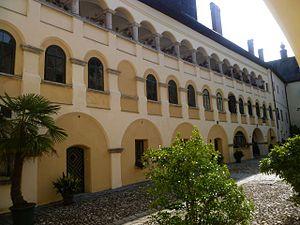Haag am Hausruck - The Kings Courtyard