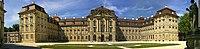 Schloss Weissenstein weitwinkel