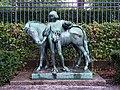 Schlosspark-Bellevue Fuchsiengarten Knabe-mit-Pony 3.jpg