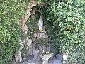 Schmalegg Pfarrkirche Lourdesgrotte.jpg