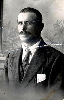 Schmuel Cohen composer of the music to the Israeli National Anthem, the Hatikvah.jpg