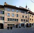 Schweiz, Stein am Rhein, Haus zum Weissen Adler, Oberstadt 1.jpg