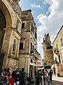 Scorcio del Palazzo del Sedile, Matera.jpg
