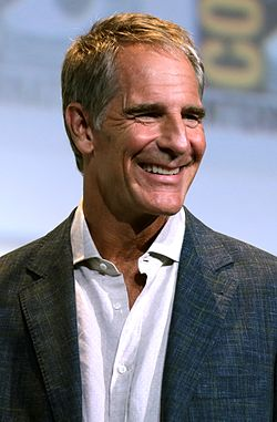 Scott Bakula San Diegon Comic-Conissa 2016.