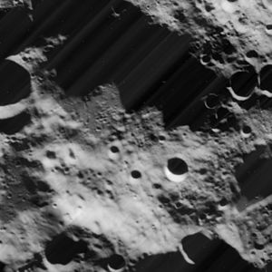 Scott (crater) - Image: Scott crater 4094 h 1