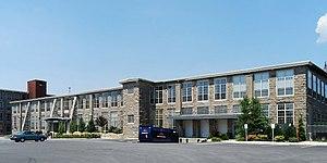 Seaconnett Mills - Image: Seaconnet Mill 2