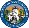Official seal of Santa Barbara County