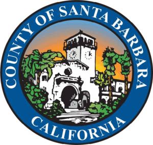 Trial of Michael Jackson - Image: Seal of Santa Barbara County, California