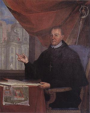 Prince-abbot - Image: Sebastian Hyller portrait
