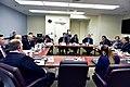 Secretary Kelly Meets with President of Honduras (33480587431).jpg