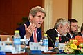 Secretary Kerry Addresses a Climate Change Session at the U.S.-China Strategic and Economic Dialogue in Beijing (26936205043).jpg