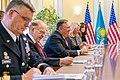 Secretary Pompeo Meets With Kazakhstan Foreign Minister Tileuberdi (49476362581).jpg