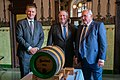 Secretary Pompeo With Czech Foreign Minister Tomas Petricek at the Pilsner Urquell Brewery (50216105176).jpg
