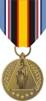 Secretary of Defense Medal for the Global War on Terrorism