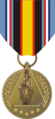 Secretary of Defense Medal for the Global War on Terrorism, 2007.
