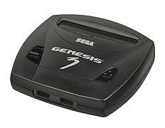 SEGA : bientot une annonce historique pour ses 60 ans !? - Page 4 232px-Sega-Genesis-3-Console-FL