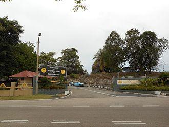 Segamat District - Segamat District and Land Office