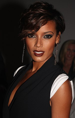 Selita Ebanks - Ebanks in June 2009