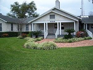 Seminole County Home - Image: Seminole County Old Folks Home 1