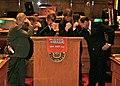 Senators Tebowing (6690008413).jpg
