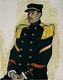 Sergeant of the Colonial Regiment Albert Marquet (1906-1907).jpg
