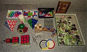 Puzzle - Various puzzles
