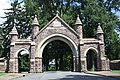 Seventh Street Gate, Easton Cemetery 01.JPG